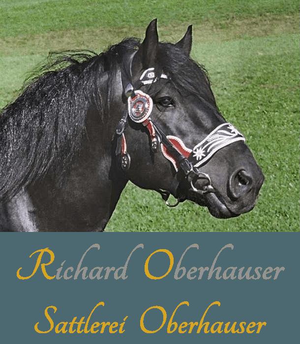 Sattlerei Oberhauser Logo